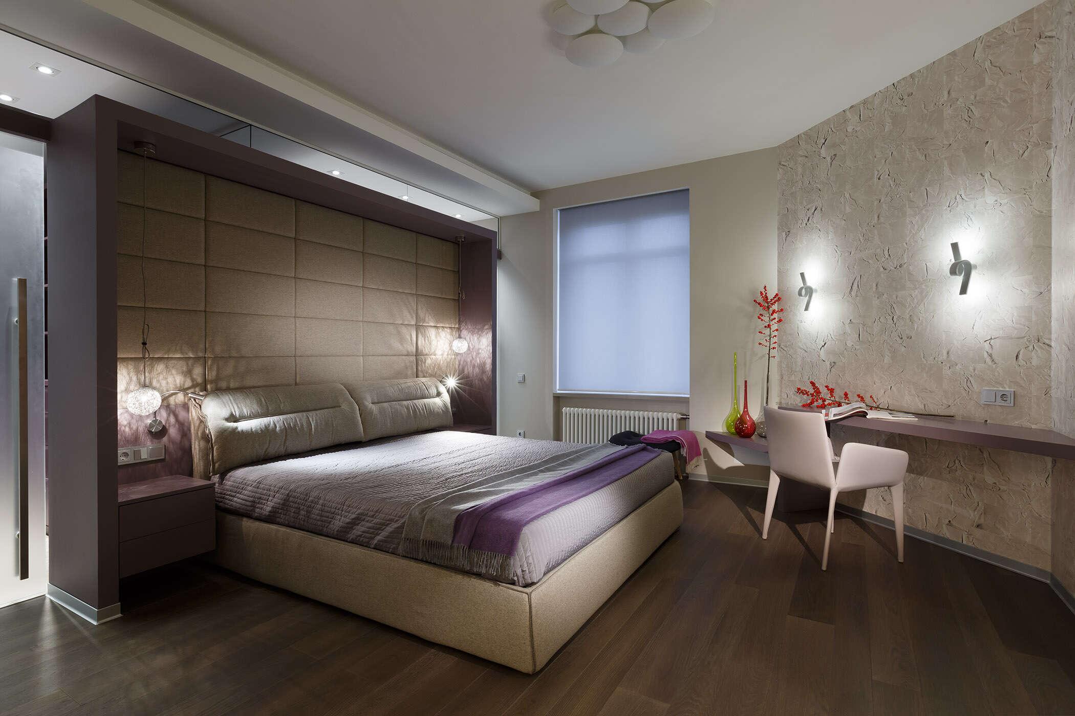 Дизайн интерьера квартиры 170 кв.м.