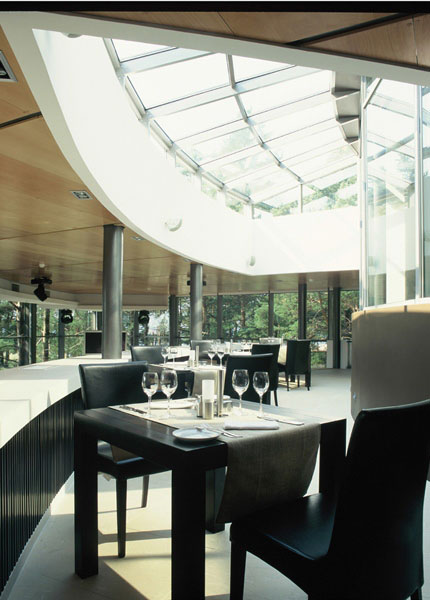 Архитектурный проект и дизайн интерьера ресторана 1125 кв.м.