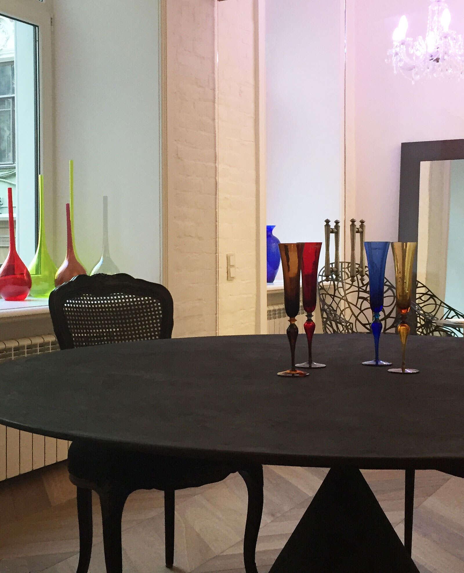 Дизайн интерьера шоу-рума 74 кв.м.