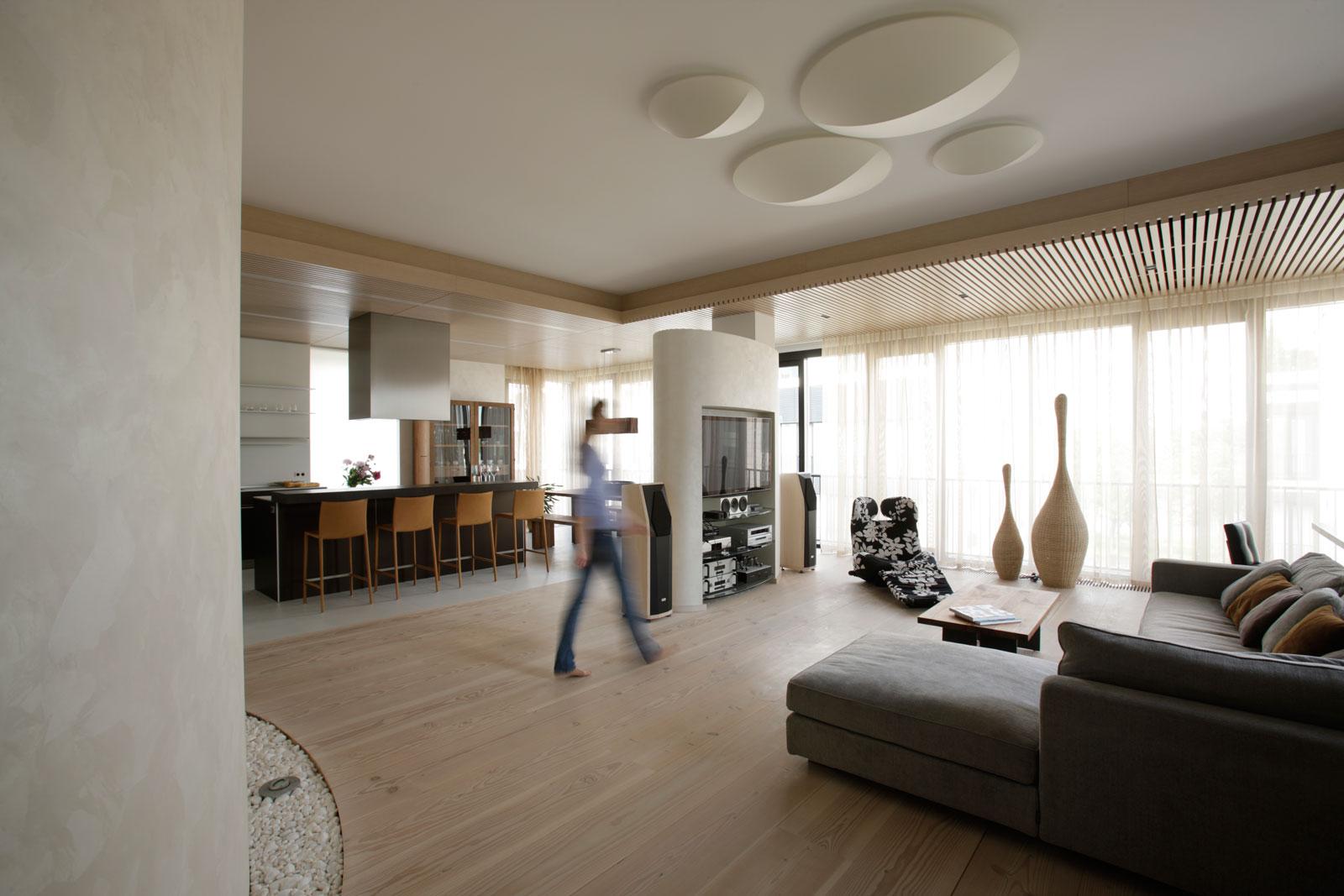 Дизайн интерьера квартиры 159 кв.м.