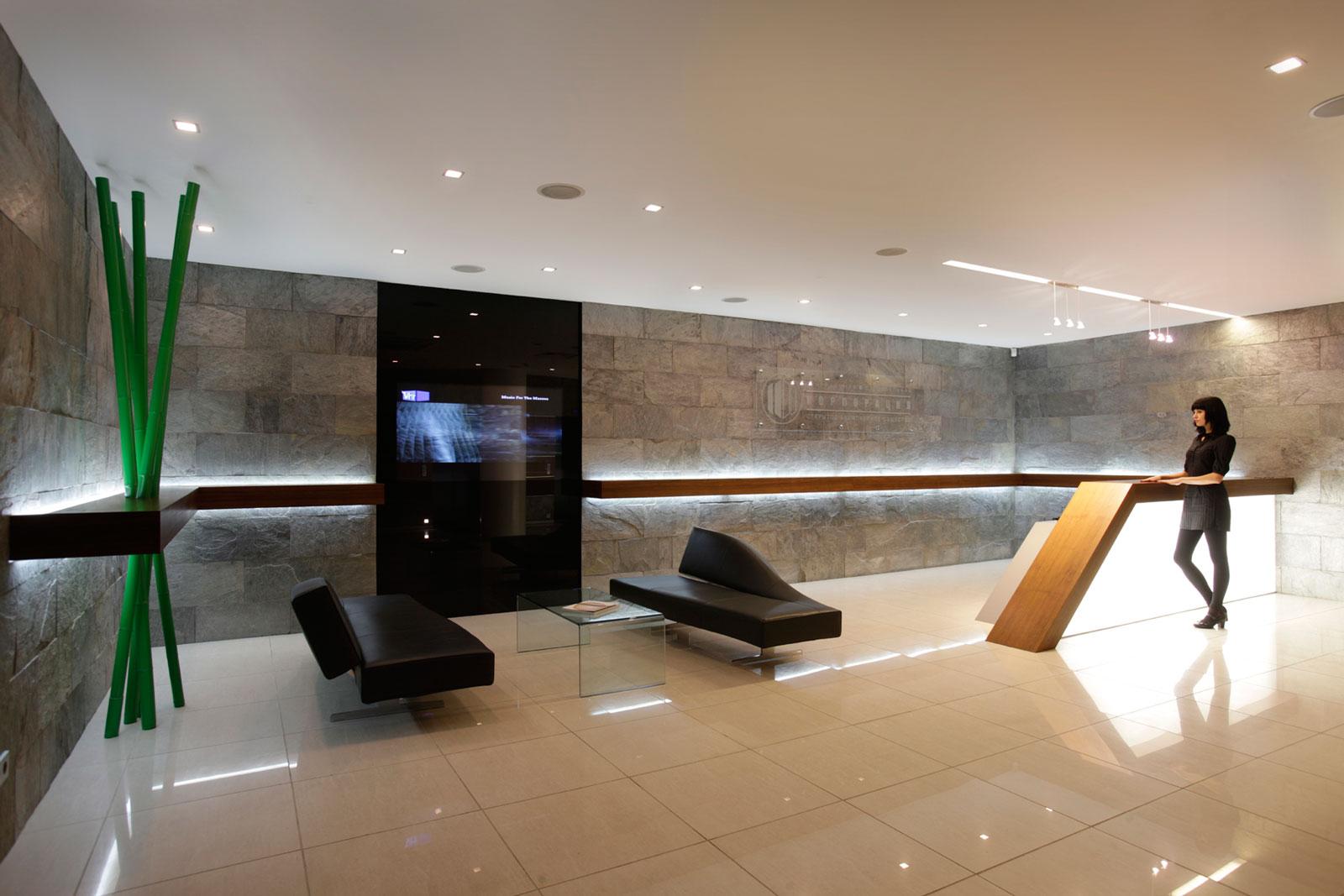 Дизайн интерьера офиса 300 кв.м.