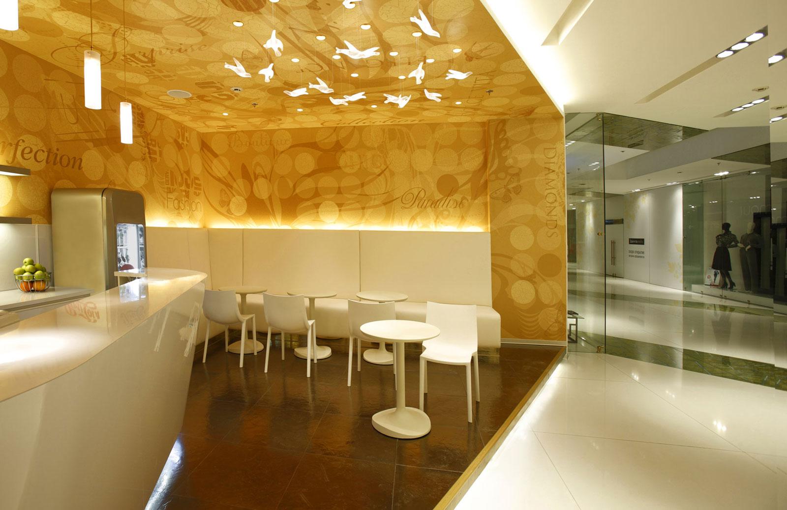 Дизайн интерьеров кафе