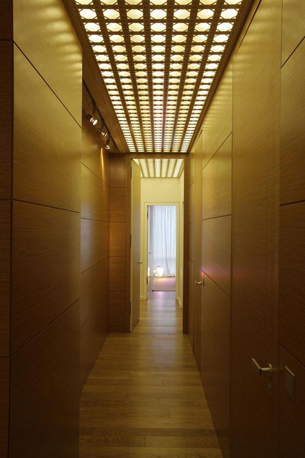Дизайн интерьера квартиры 165 кв.м.