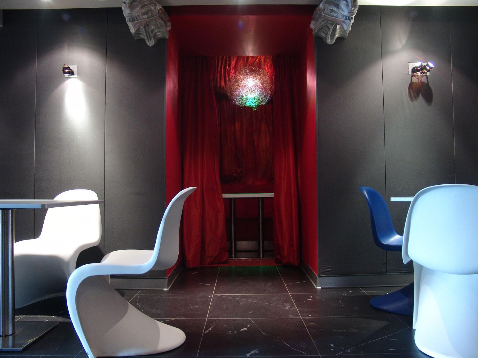 Дизайн интерьеров клуба 220 кв.м.