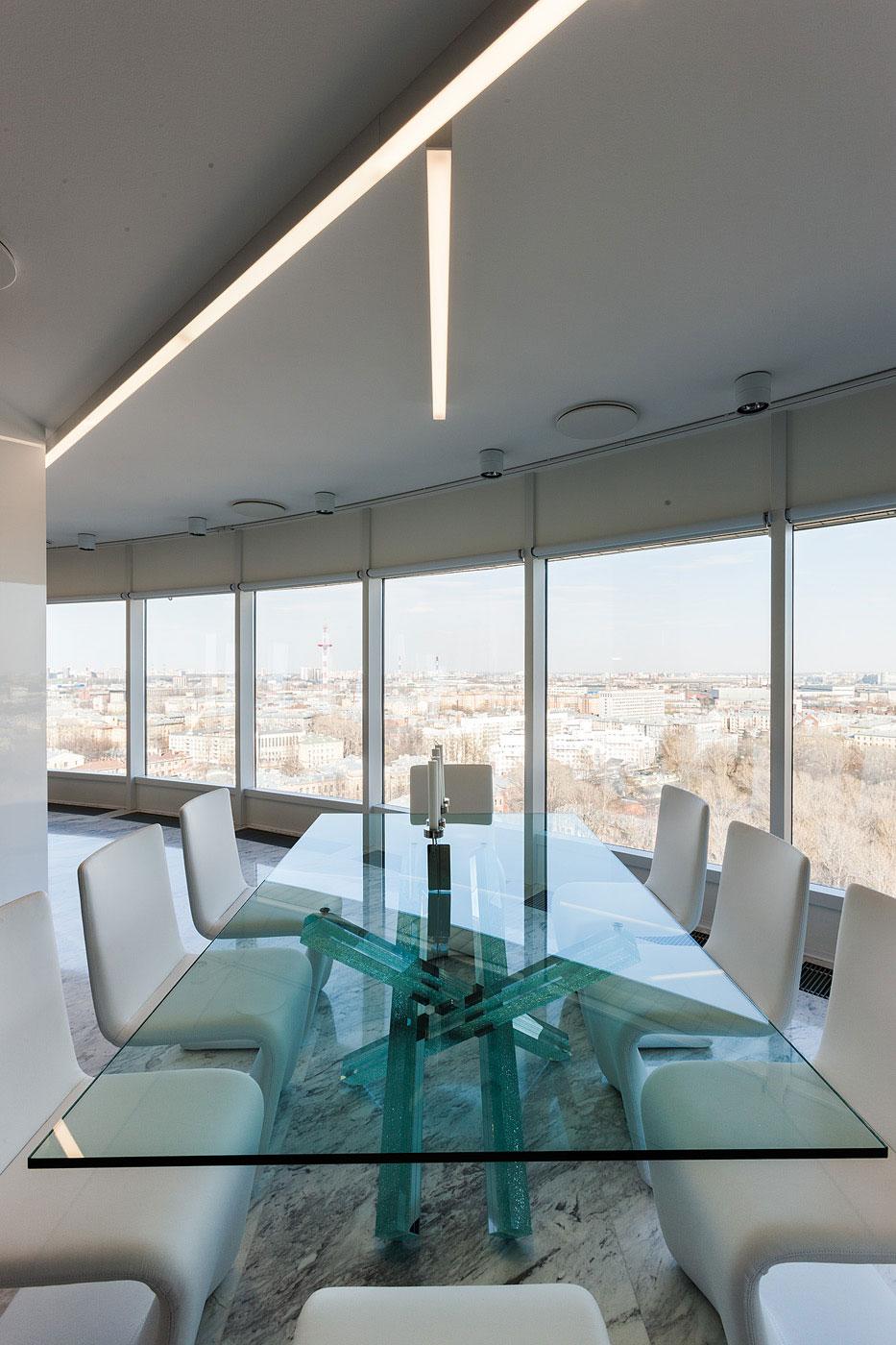 Дизайн интерьера квартиры 220 кв.м.