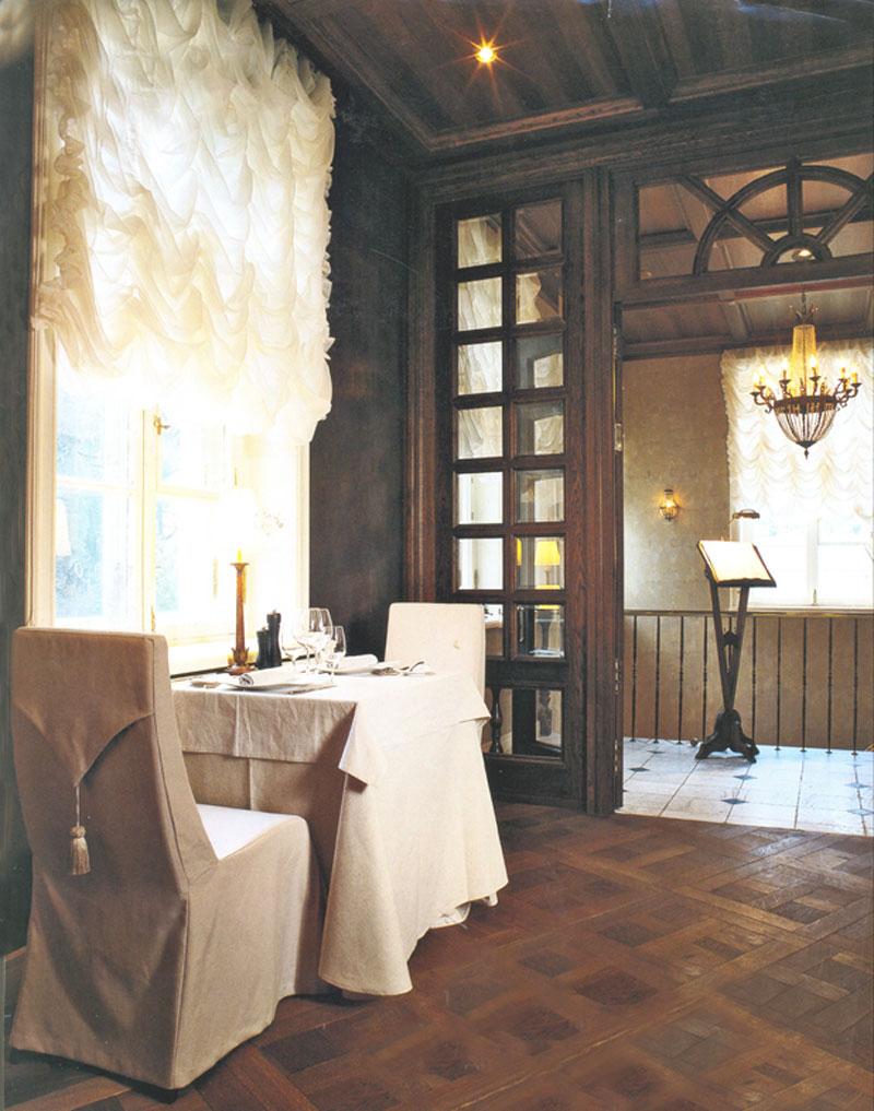 Дизайн интерьера ресторана 640 кв.м.