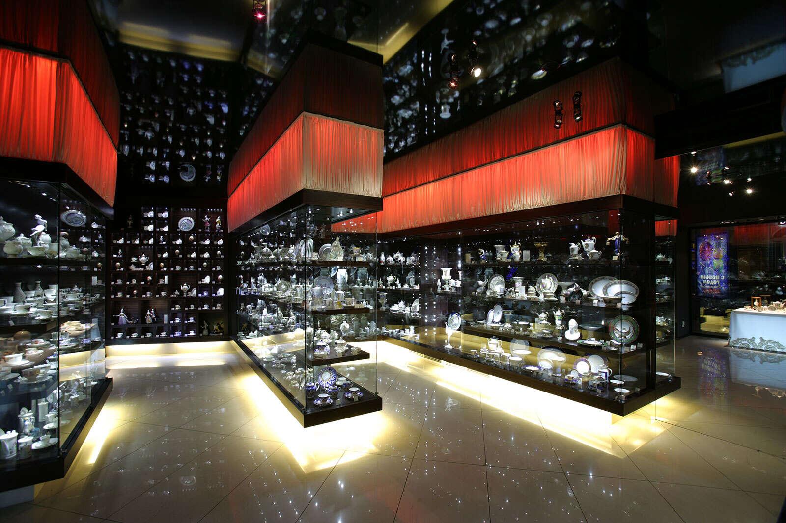 Архитектурный проект реконструкции магазина