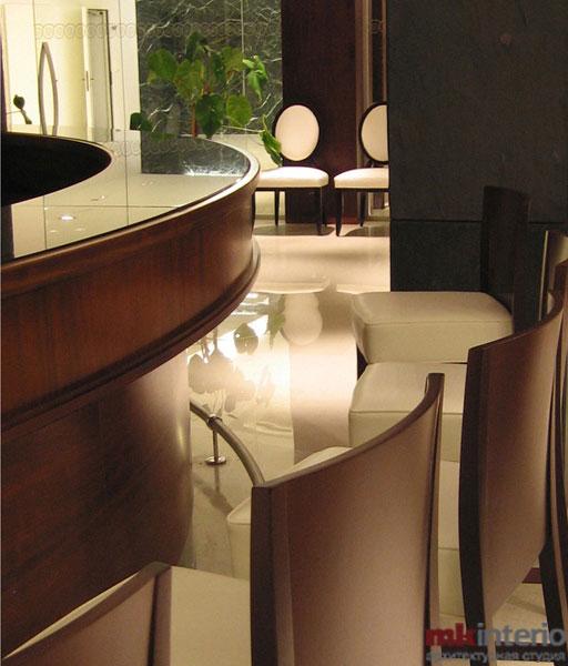 Дизайн интерьеров кафе-бара 150 кв.м.