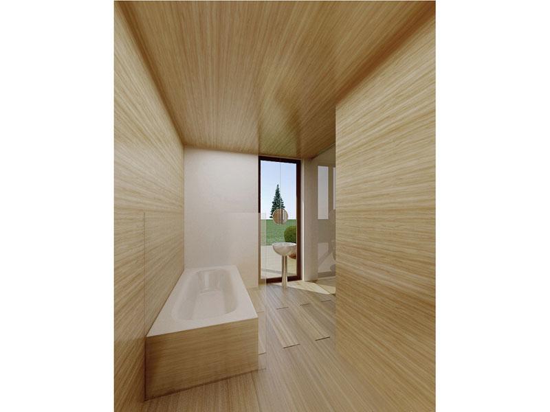 Архитектурный проект загородного дома 300 кв.м.