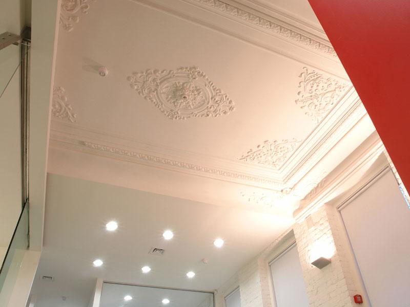 Дизайн интерьера офиса 130 кв.м.