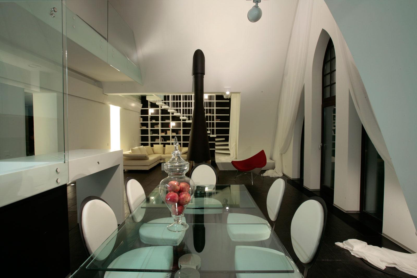 Дизайн интерьера квартиры 145 кв.м.