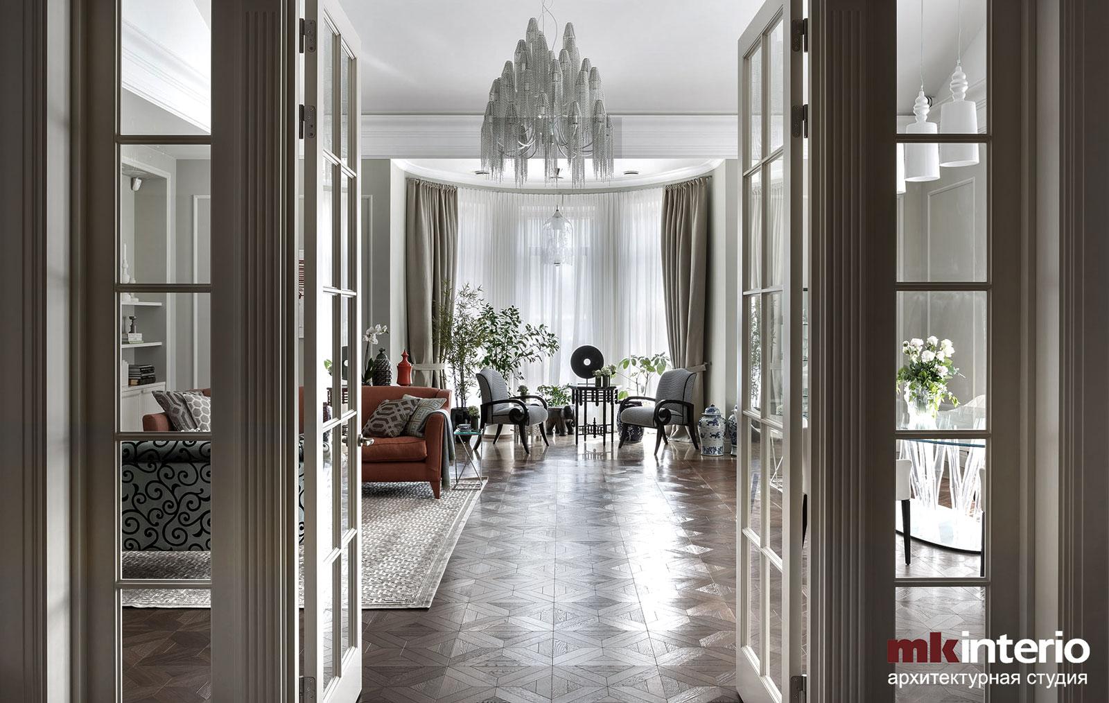 Дизайн интерьера дома 2357 кв.м.