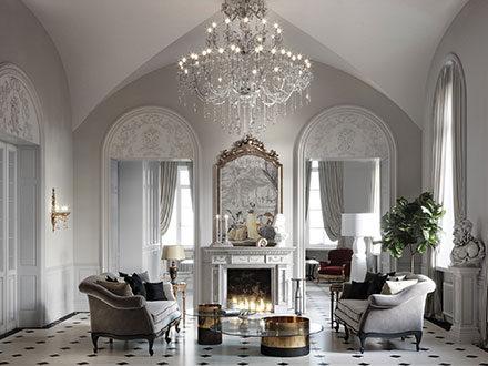 особняк в стиле историческая классика