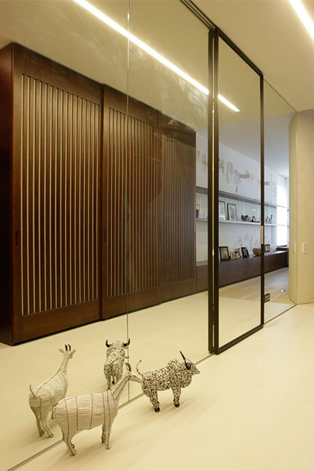 Авторский дизайн интерьера квартир